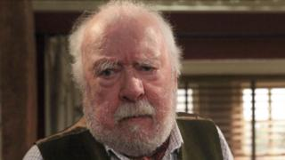 Freddie Jones in Emmerdale
