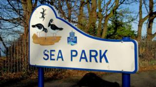 Sea Park Holywood