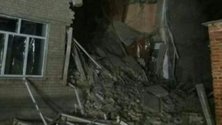 школа, руйнування