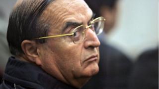 File photo of Vladimiro Montesinos from 21 September 2006