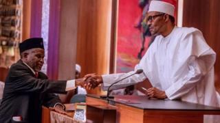 Aa Buhari yan Tanko Ibrahim lati dele de adajọ Onnoghen