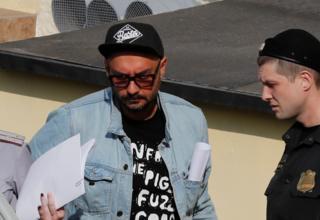 Російського режисера Серебреннікова помістили під домашній арешт