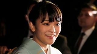 شاهزاده ماکو بزرگترین نوه دختری امپراطور ژاپن است