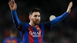 L'Argentin Lionel Messi caracole à tête des buteurs du championnat espagnol.