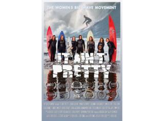 """Cartel de promoción de """"It Ain't Pretty"""""""