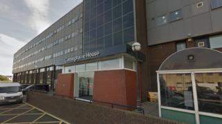 North Ayrshire Council HQ