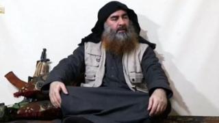 Abu Bakr al-Baghdadi em novo vídeo