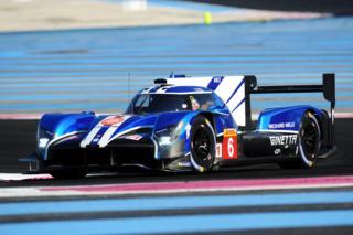 TRSM Racing car