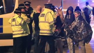 Manchester saldırısından kurtulanlar
