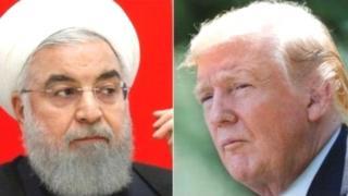 ईरान और अमरीका के राष्ट्रपति