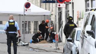 قوات شرطة دنماركية
