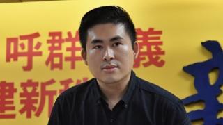 新黨發言人王炳忠