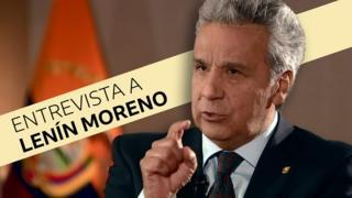 Entrevista a Lenín Moreno