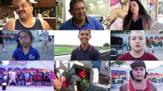 La comunidad de El Paso se mantiene unida tras la masacre de Walmart