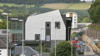 Interchange building