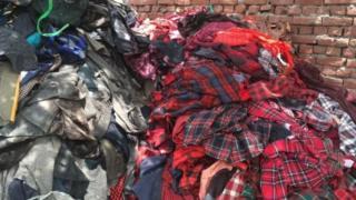 لباسهایی که دور میریزید