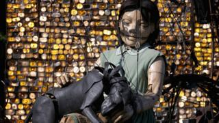 Liverpool and Wirral Giants show 'to be last'