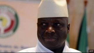 Le président de la Gambie, Yahya Jammeh, a démis de ses fonctions son ambassadeur aux États-Unis.
