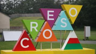 Logo Croeso