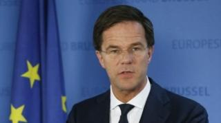 Премьер-министр Нидерландов Марк Рютте обещал завершение ратификации
