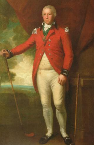 Portrait of Henry Callender