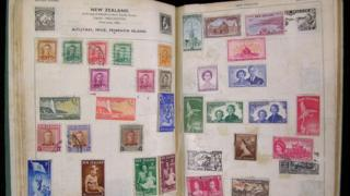 Lennon stamps