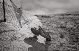 """""""Estirando la frontera"""", Tijuana, 1989."""