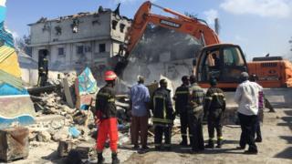 SOMALIA ATTACK BBC PIDGIN