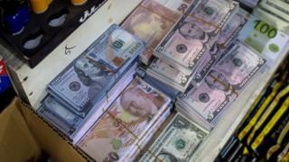 dolar lira