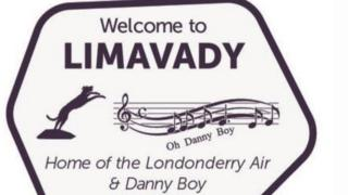 Limavady Sign
