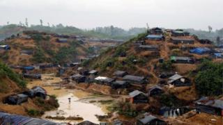 ဘင်္ဂလားဒေ့ရှ်၊ ရိုဟင်ဂျာ၊ မုတ်သုံမိုး