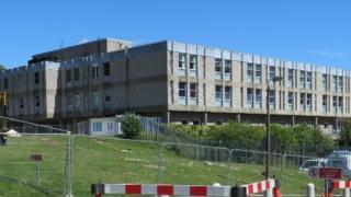 Sherbourne building