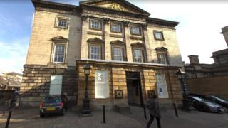 Royal Bank of Scotland in St Andrew's Square, Edinburgh