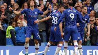 Awọn agbabọọlu Chelsea