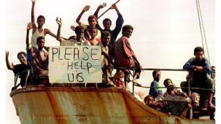 مهاجرون صوماليون
