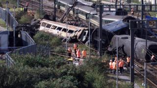 Paddington rail disaster: Survivor fears safety 'could be slipping'