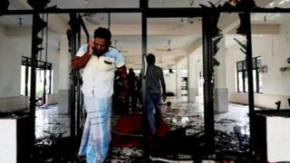 श्रीलंका मुस्लीम हल्ला
