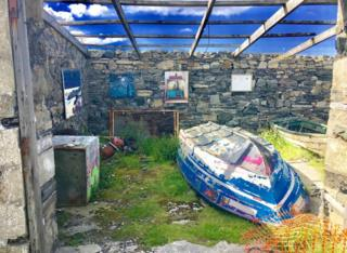 Boat in Skerray, Sutherland