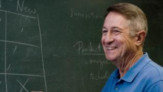 Robert Gore won awards for his contributions to science