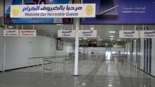 Mitiga was closed until recently amid militia clashes in Tripoli