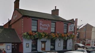 Punchbowl Inn, Spalding