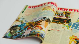 Street Fighter II Turbo preview, Super Play magazine