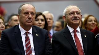 Kılıçdaroğlu ve İnce