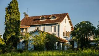 Casa que foi construída por Jaime Paiva na fazenda Caraitá