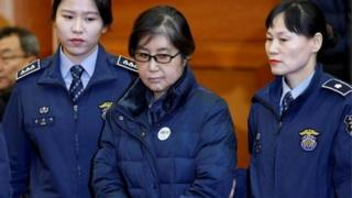 Прокурори вимагали призначити їй сім років за використання зв'язків президента, щоб влаштувати в університет свою дочку