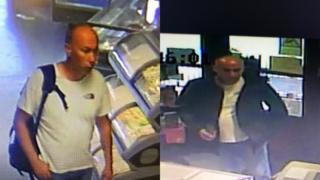 CCTV of missing man
