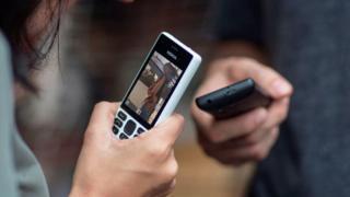 A new Nokia 150 phone