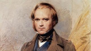 年輕時代的查爾斯·達爾文
