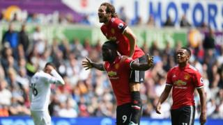Manchester United yasubiye gutsinda 4-0 mu rukino rwa kabiri rw'ihiganwa