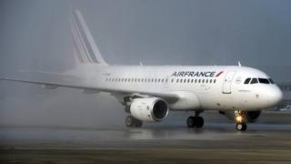 An Air France medium haul Airbus A319